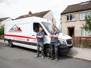 AKB lofts in Leeds